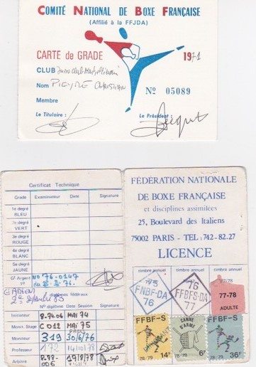 Licence-grade-montpellier-savate-boxe-francaise